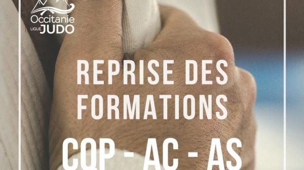 Premier week-end de formation pour les CQP, AC et AS